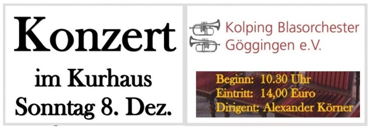 Kolping Blasorchester Göggingen e.V.